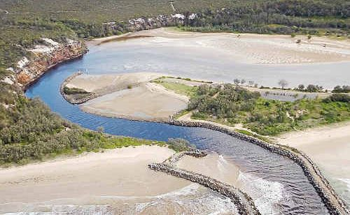 The Coastal Communities Protection Alliance – Wooli is calling on Clarence Valley Council's award winning planning techinques to save the village.