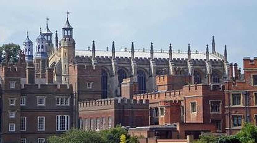 Eton College, London.