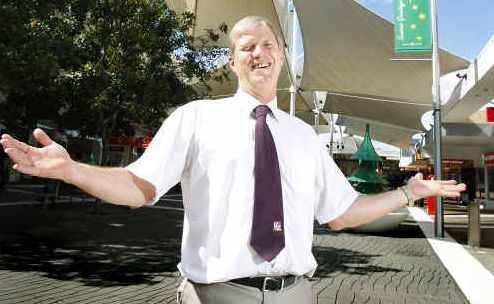Bob Slater, owner of Discount Chemist in the Ipswich CBD is happy to hear of the development proposal's.