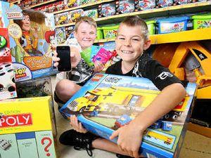 Kids nominate their 'toys du jour'