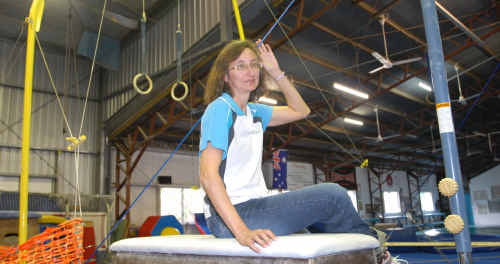 Mackay Gymnastics Club treasurer Rosemary Haines and other officials from the club have applauded the State Government's decision to conduct safety audits Queensland wide.