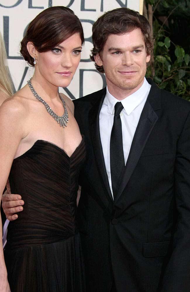 Jennifer Carpenter and Michael C. Hall to divorce.