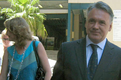 Supreme Court proceedings against LKM's three directors, Rolf Koops, Sandra Martin and Stuart Malouf, have also been dropped.