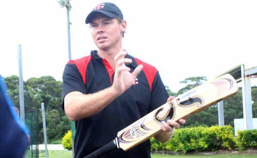 Ashley Noffke has taken up a coaching role at Western Australia Warriors.