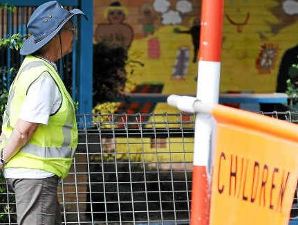 The issue of safe crossing measures at Warwick State High School continues, with the council and the school favouring different solutions.