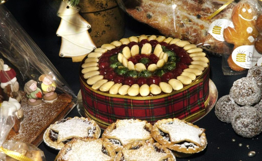 Enjoy Christmas treats in moderation over the festive season.