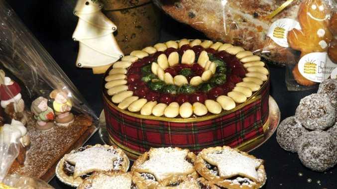 Enjoy Christmas treats in moderation over the festive season.