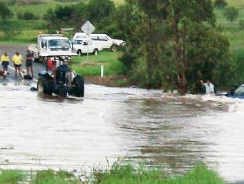 Farmers across the Lockyer Valley face a long and tough recovery after the Australia Day weekend floods.
