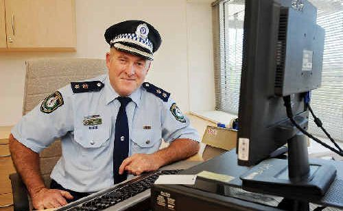 New Richmond Local Area Commander, Superintendent Greg Martin, returns to Lismore after an eight-year absence.