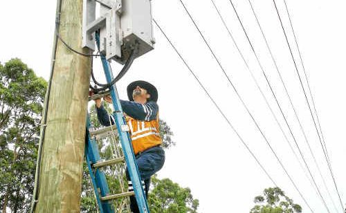 Energex are investigating a power outage in Noosaville and Tewantin.