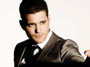 No more Michael Buble performances until son, Noah, is well