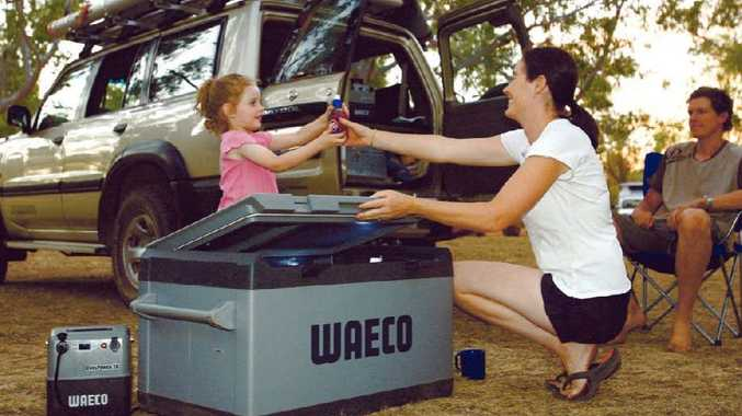 Cool idea: A portable fridge may seem like a luxury but once you have one, the many benefits will be obvious.