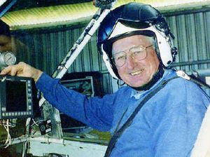 Tributes flood in for pilot
