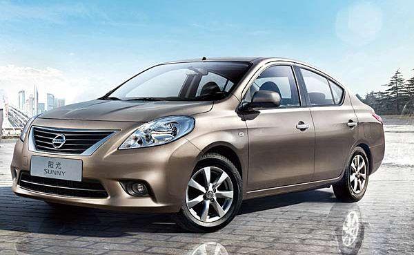 Nissan's all-new compact sedan.
