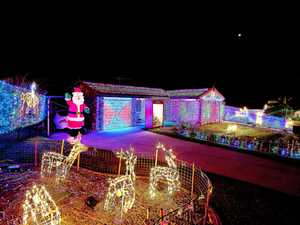 Christmas lights competition opens