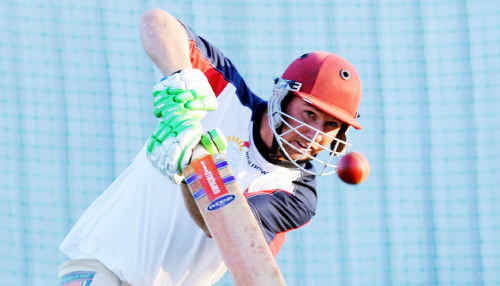 Steve Ledger will be expected to step up and score more runs following the departure of Dutch import Eric Szwarczynski.