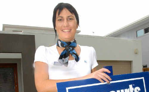 Growing demand for rental properties is keeping Harcourts business development manager Amanda Renton busy. A four-bedroom, two-bathroom home at Blacks Beach renting for $600 a week was snapped up in days.