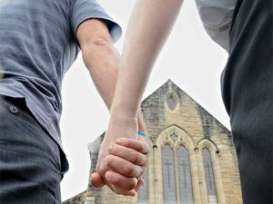 OPINION: Time to parade gay love down the aisle