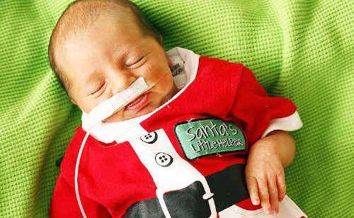 Baby Isaac Devlen Draper