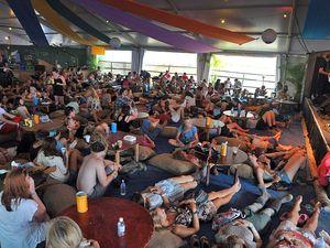 Folk fest in crisis over sponsor
