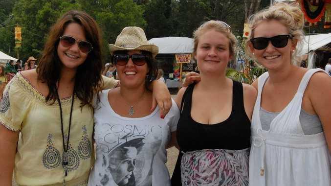 Jaigar O'Neill, Marissa Ormenyessy, Felicity Prutsen and Tamsin Quayle.