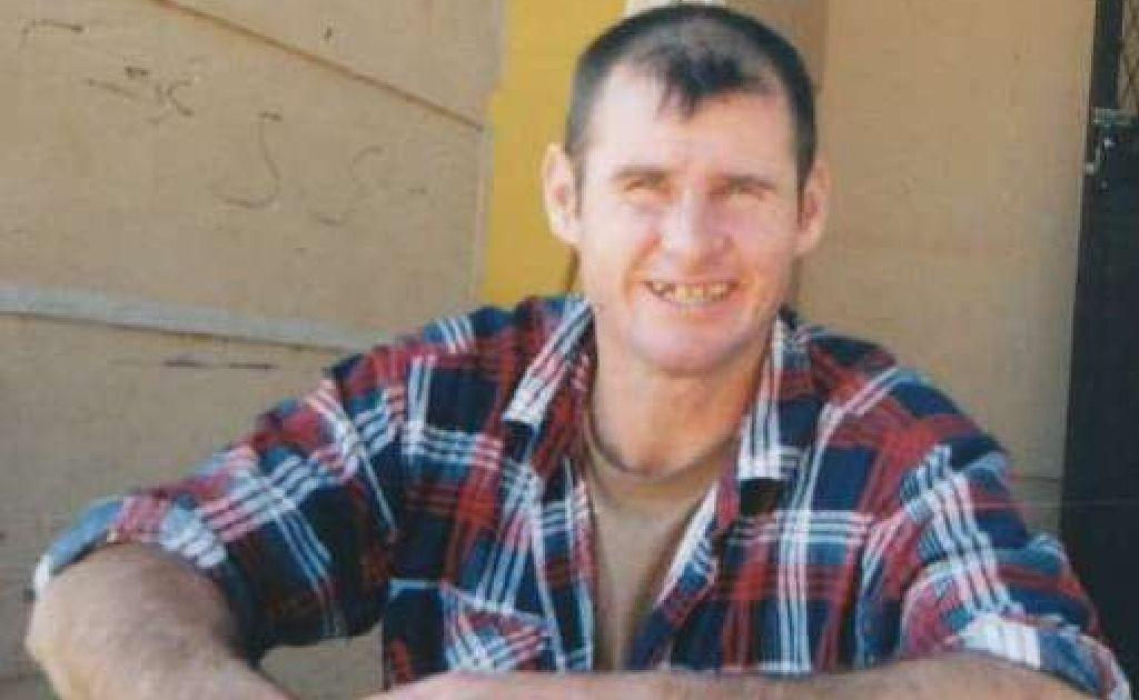 Missing man Glen Acheson