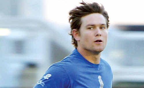 Riley McDowall is one of the Sunshine Coast's main off-season recruits.