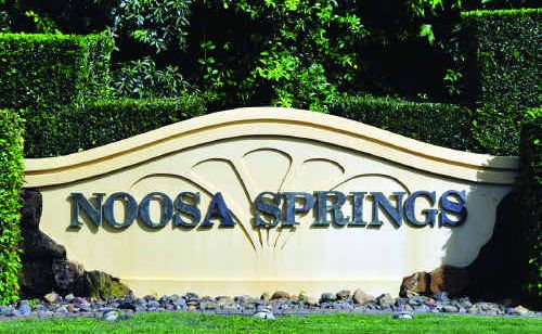 Noosa Springs boasts exceptional amenities.