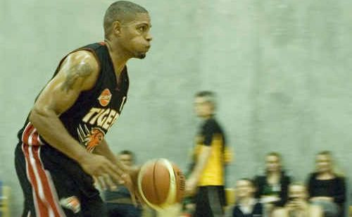 Top basketballer Mike McDaniel is contesting the inaugural One-on-One tournament at Harristown High School this weekend.