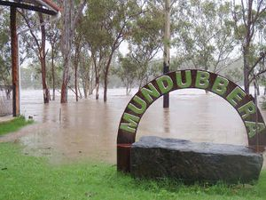 Earthen flood levy set for North Burnett