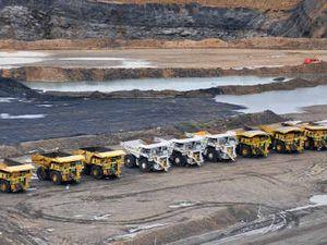 Inundated mines drain economy