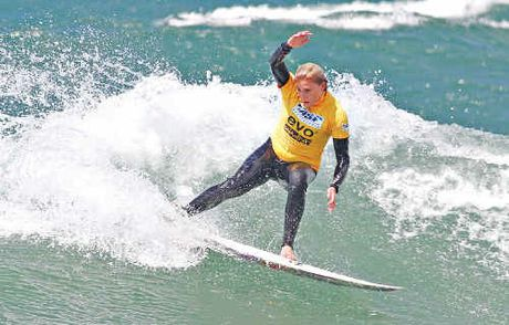 Dimity Stoyle has opened her season with victory in the Evo Pro Junior in Victoria.