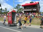Held in front of the Sunshine Coast's iconic Ettamogah Pub, the famous Australia Day dunny races are back again.