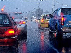 Drive to suit conditions: police