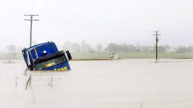 Lockyer Valley flooding proves hazardous to road users.