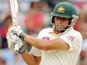 Khawaja's bid to reclaim Test spot
