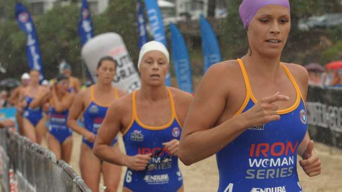 The Kellogg's Nutri-Grain Ironman Series is being held at Noosa Main Beach on Sunday, January 9, 2011.
