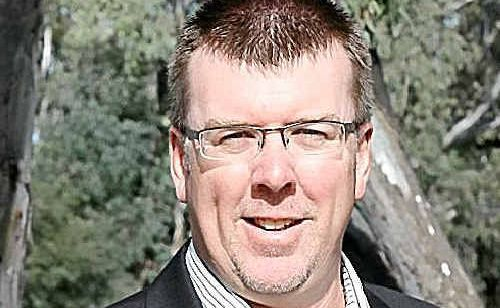 New role: Chris Chapman will move from Wakool Council to become Coffs Harbour City Council's new health and development director.