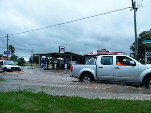 Emergency flooding alert for Dalby
