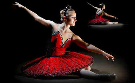 Dance move teen