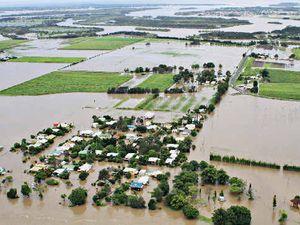 Community split over levee