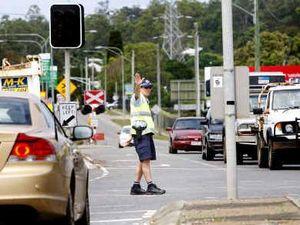 Motorists urged to avoid James, Ruthven intersection