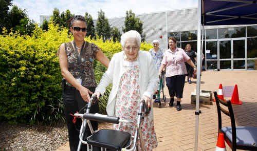 Church Cares For Elderly In Floods Queensland Times