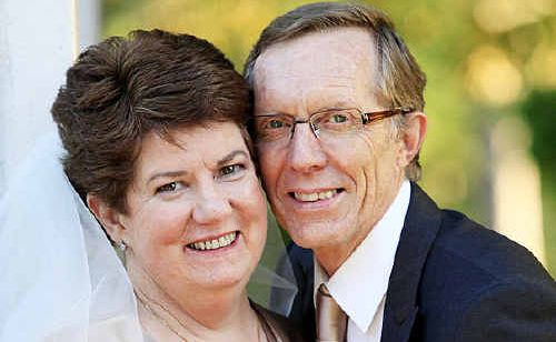 Kevin Prout married Dr Judith McEniery at the Glebe Road Uniting Church on Saturday.