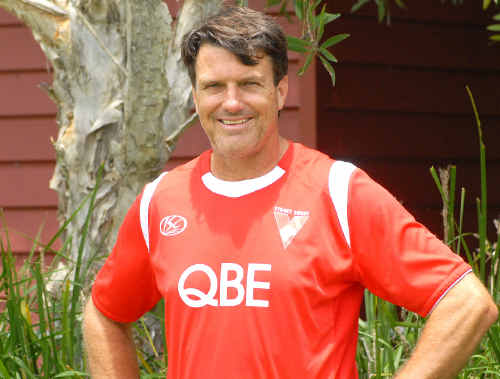 AFL icon Paul Roos.