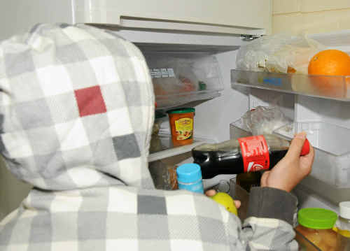 What have you found in other peoples' fridges that you found odd?
