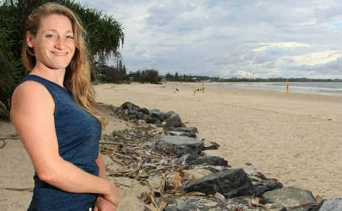 New candidate: Andrea Vickers has been endorsed by the Greens for the state election.