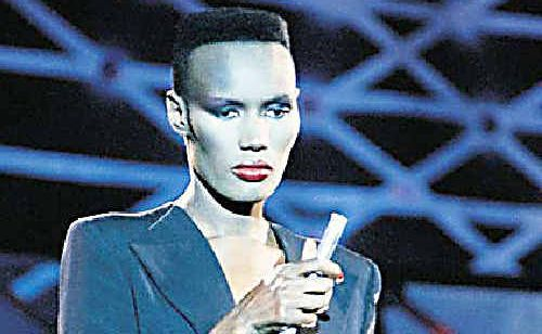 Grace Jones is coming to Bluesfest!