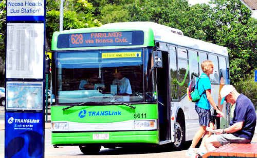 Bus drivers will be locked out of Sunbus premises on Tuesday.
