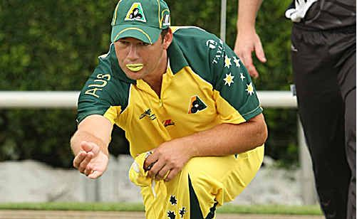 Australian lawn bowler Brett Wilkie will play for Helensvale against South Toowoomba.
